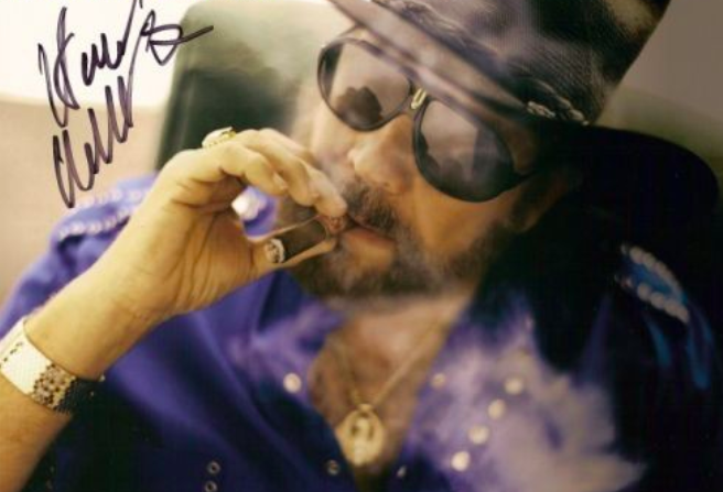 Hank Williams Jr. Autograph by Fanmail TTM