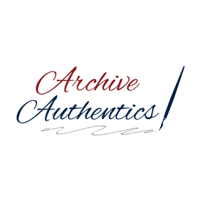 Archive Authentics - Logan Howlett