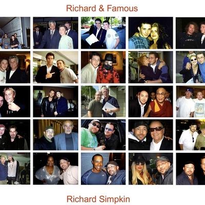Richard & Famous - Richard Simpkin