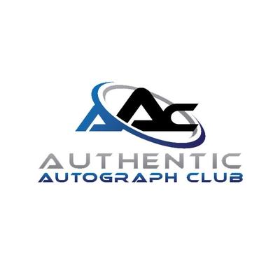 Authentic Autograph Club - Stuart R
