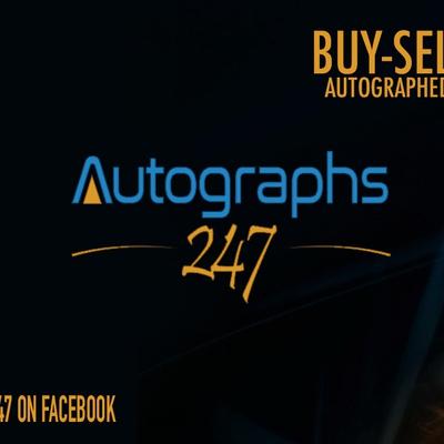 Autographs 247 - Autographs 247