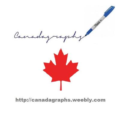 Canadagraphs - John Hodson