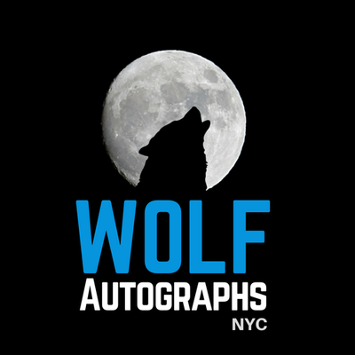 Wolf Autographs NYC - Adam Aboulkhair