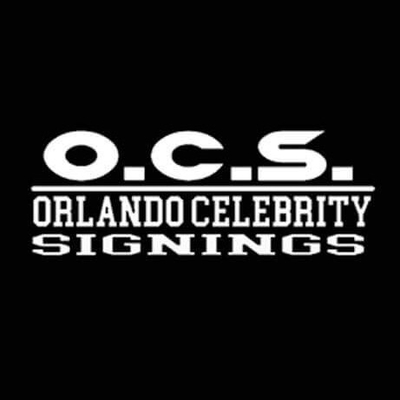 Orlando Celebrity Signings - Chris Hampton