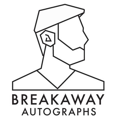 Breakaway Autographs - Brian Nolet