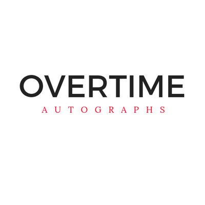 Overtime Autographs