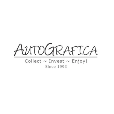 Autografica - Garry King