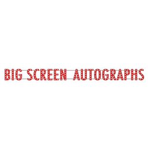 Big Screen Autographs