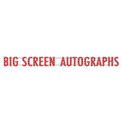 Big Screen Autographs - Earl Brown