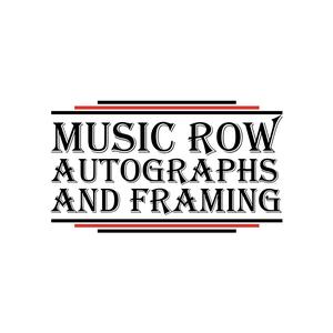 Music Row Autographs & Framing, LLC