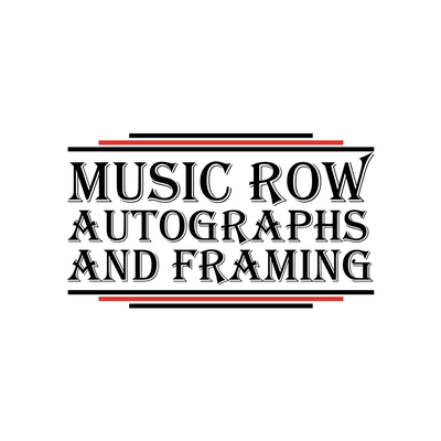 Music Row Autographs & Framing, LLC - Larry Sterling