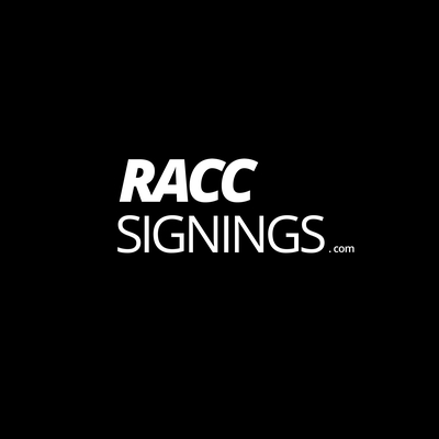 RACC Signings - Team RACC