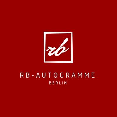 RB-Autogramme Berlin - Roland Brödner