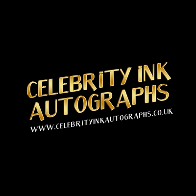 Celebrity Ink Autographs - Dave Finn