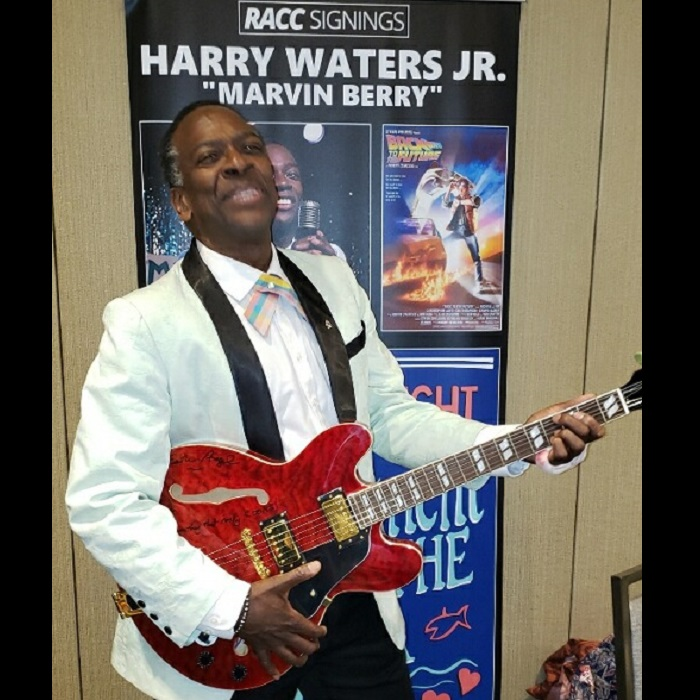 Harry Waters Jr.