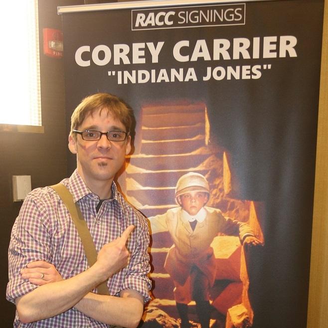 Corey Carrier